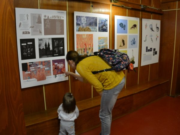 12 svetov – výstava ilustrátorov súčasnej českej detskej knihy