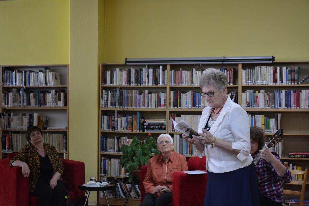 Literárny večer s Blankou Poliakovou