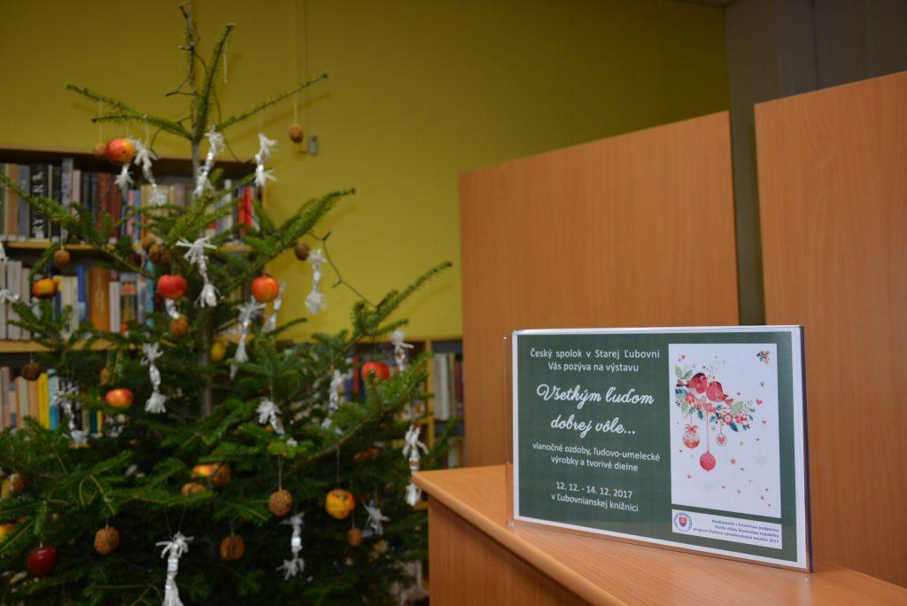 Všetkým ľuďom dobrej vôle - vianočný program