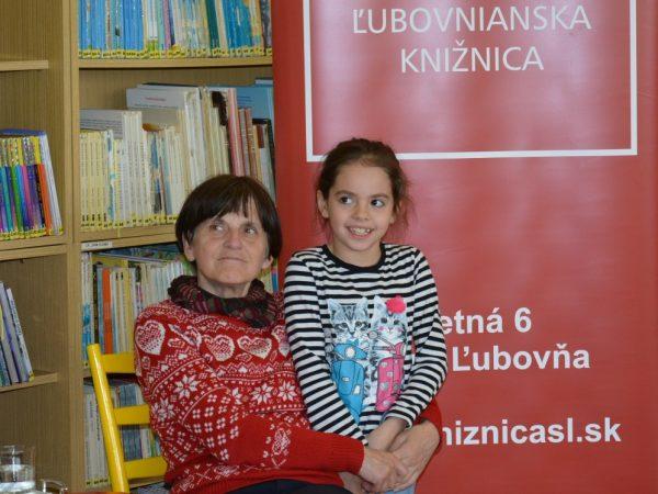 Stretnutie s Alžbetou Verešpejovou