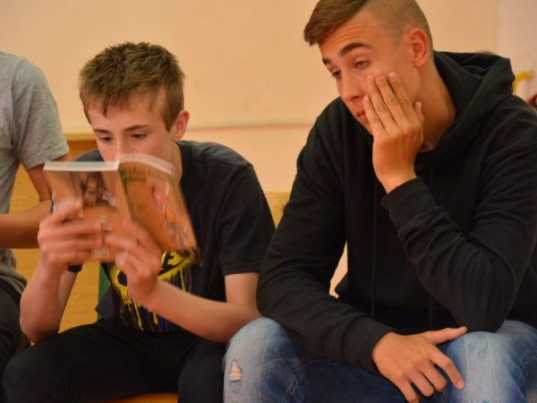 Čítajme si!