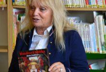 Danica Pauličková - beseda so spisovateľkou a ilustrátorkou v Ľubovnianskej knižnici