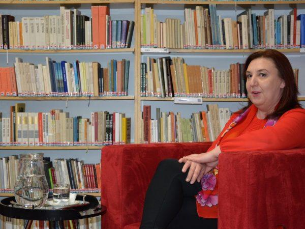 Stretnutie s Janou Pronskou
