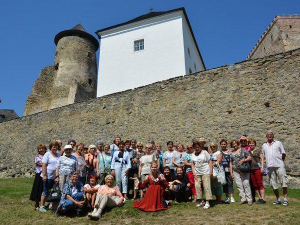 Stretnutie Seniorklubu Spolku slovenských knihovníkov a knižníc