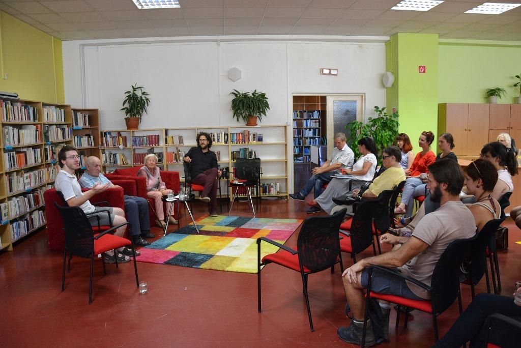 Karpatskí Nemci a Židia dnes - stretnutie s pamätníkmi
